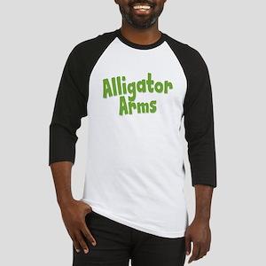 Alligator Arms Baseball Jersey