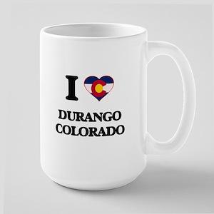 I love Durango Colorado Mugs