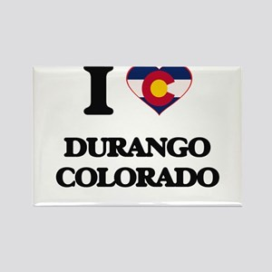 I love Durango Colorado Magnets