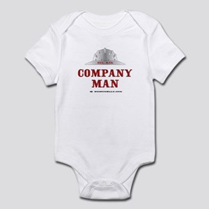Company Man Infant Bodysuit