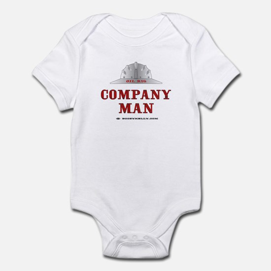 Company Man Infant Bodysuit