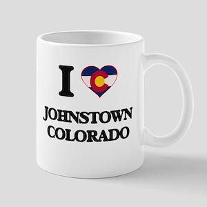 I love Johnstown Colorado Mugs