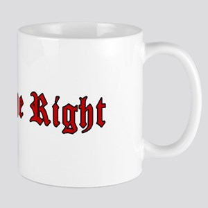 Smite the Right Mug