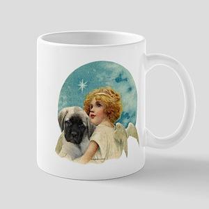 Fawn pup w/Angel Mug