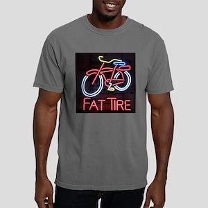 Neon Fat Tire Sign T-Shirt