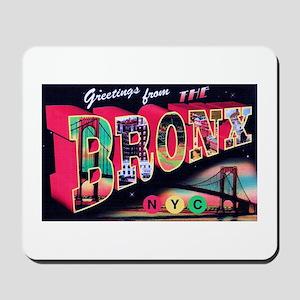 Bronx New York City Mousepad