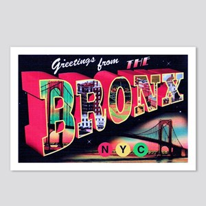 Bronx New York City Postcards (Package of 8)