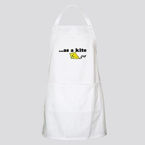 HIGH as a kite BBQ Apron