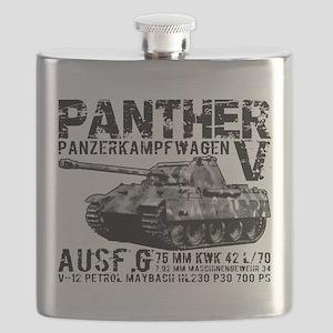 Panther Tank Flask