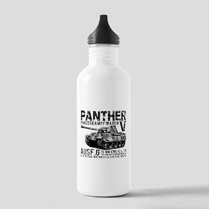 Panther Tank Water Bottle