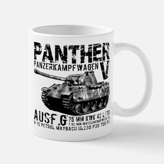 Panther Tank Mugs