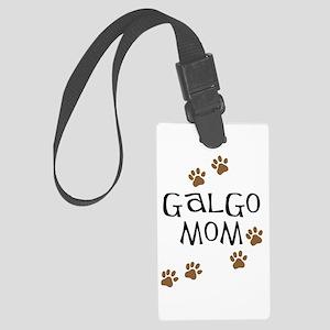 Galgo Mom Luggage Tag