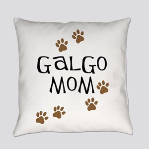 Galgo Mom Everyday Pillow