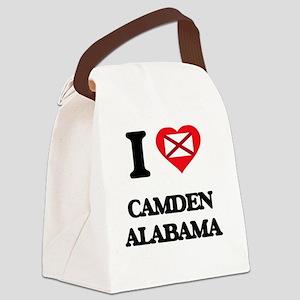 I love Camden Alabama Canvas Lunch Bag