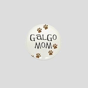 Galgo Mom Mini Button