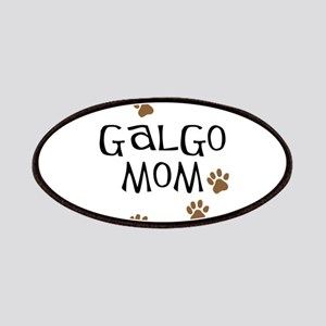 Galgo Mom Patch