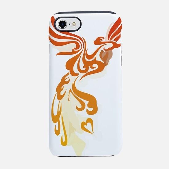 Phoenix Rising iPhone 7 Tough Case