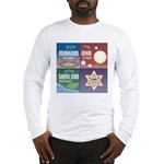 TWO-SIDED Long Sleeve T-Shirt