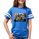 Chronokari Alpha Youth Football Shirt B T-Shirt