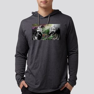 Through the Eyes of a Tiger Long Sleeve T-Shirt