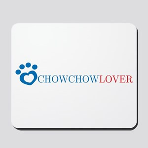 Chow Chow Lover Mousepad