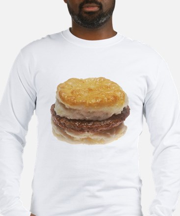 Sausage Biscuit Long Sleeve T-Shirt