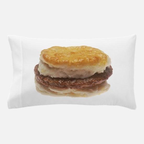 Sausage Biscuit Pillow Case