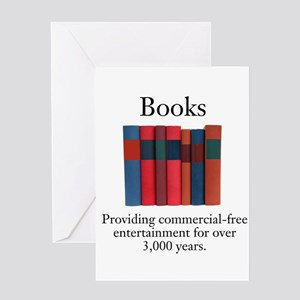 Books Greeting Cards
