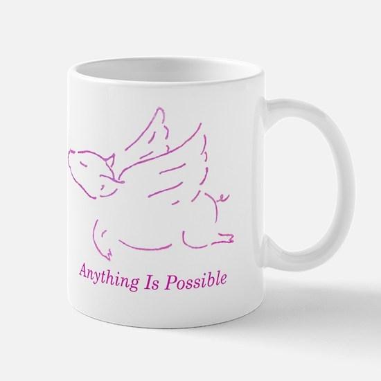 Cute Dreams flying Mug