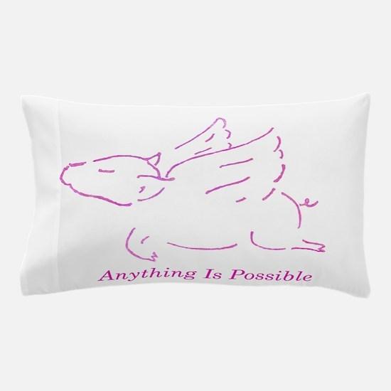 Cute Dreams flying Pillow Case