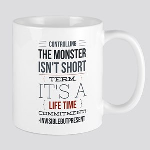 Controlling the monster © Mugs