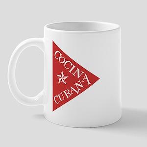 Cocina Cubana Star Mug