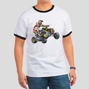 ATV Quad Racer Freestyle T-Shirt