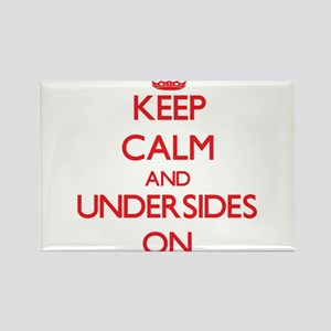 Keep Calm and Undersides ON Magnets