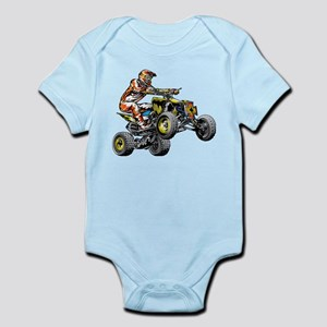 ATV Quad Racer Freestyle Body Suit
