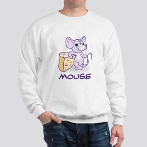 Baby Mouse With Cheese Sweatshirt