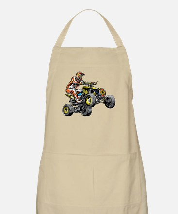 ATV Quad Racer Freestyle Light Apron