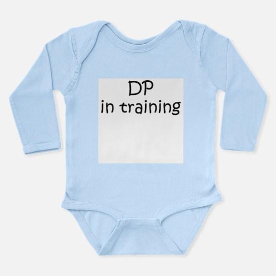 DP in training Infant Bodysuit Body Suit
