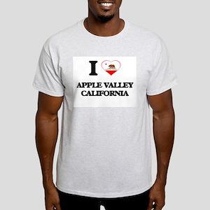 I love Apple Valley California T-Shirt