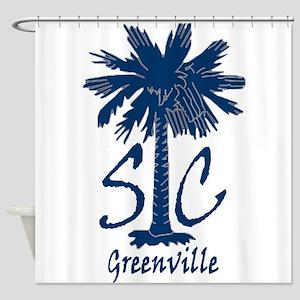 Greenville Shower Curtain