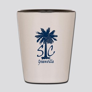 Greenville Shot Glass