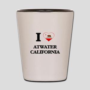 I love Atwater California Shot Glass