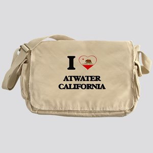 I love Atwater California Messenger Bag
