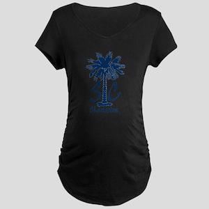 Charleston Maternity Dark T-Shirt