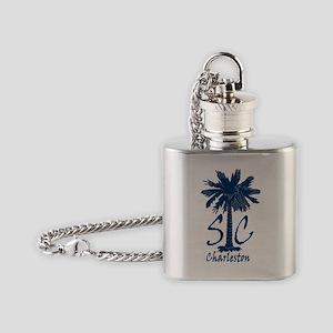 Charleston Flask Necklace