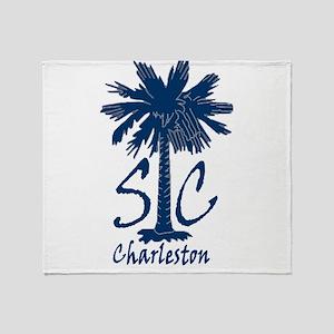 Charleston Throw Blanket