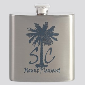 Mount Pleasant Flask