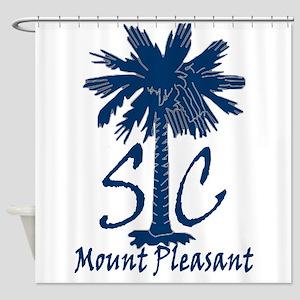 Mount Pleasant Shower Curtain