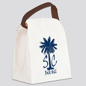 Rock Hill Canvas Lunch Bag