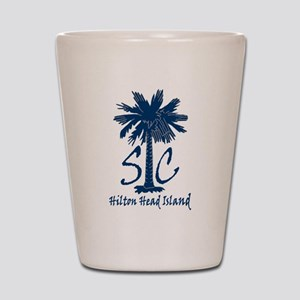 Hilton Head Island Shot Glass